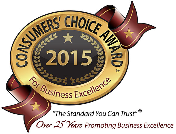 Cybervation has been awarded by the Consumers' Choice Award 2015 for Business Excellence.